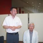 2位 濱崎さん 挨拶