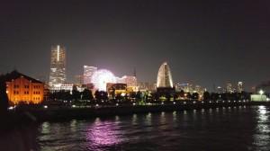 工場の夜景②