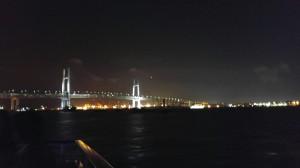 クルーズからの夜景③