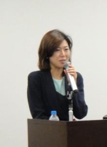 講師 金惠京助教