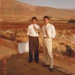 1992年レバノン・シリア国境