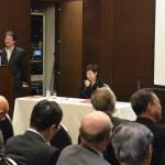 講演中の吉田紀子さん