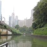 神田川:お茶の水駅付近