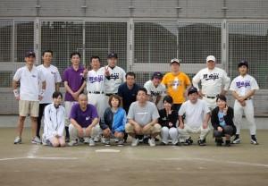 2012六大学ソフトボール大会