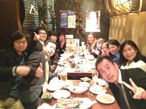 留学生の集い